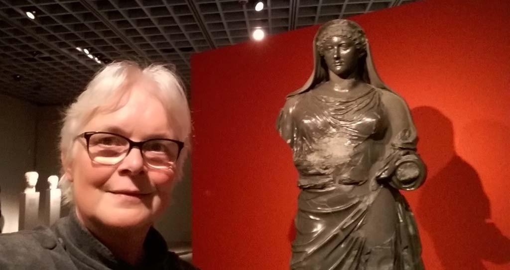 Agrippina keizerin uit Keulen tentoonstelling Römisch Germanisches Museum Keulen