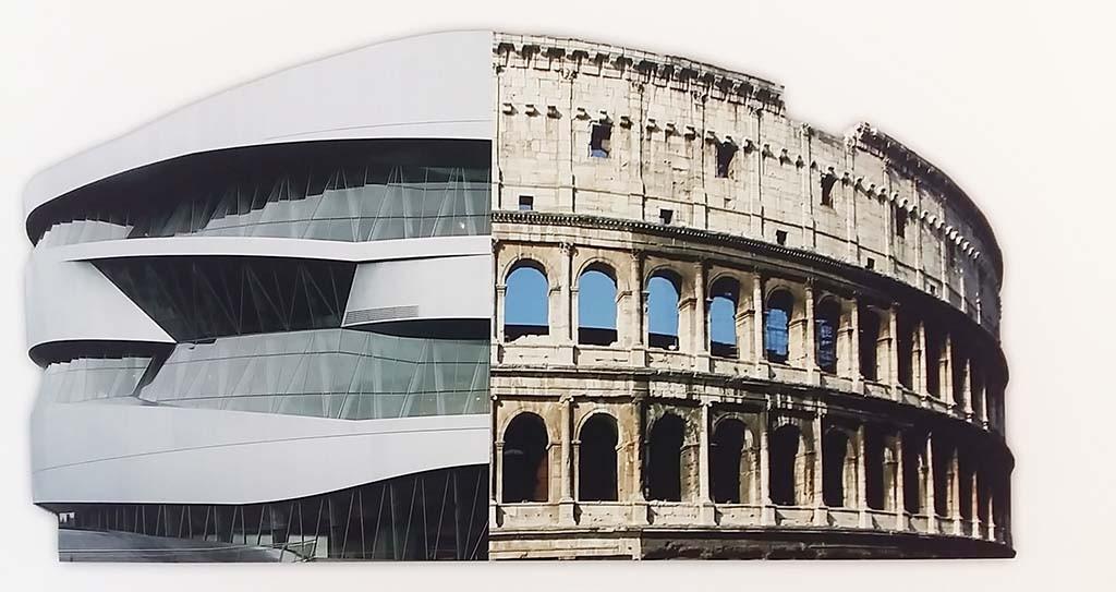 blog Guggenheim en Colosseum
