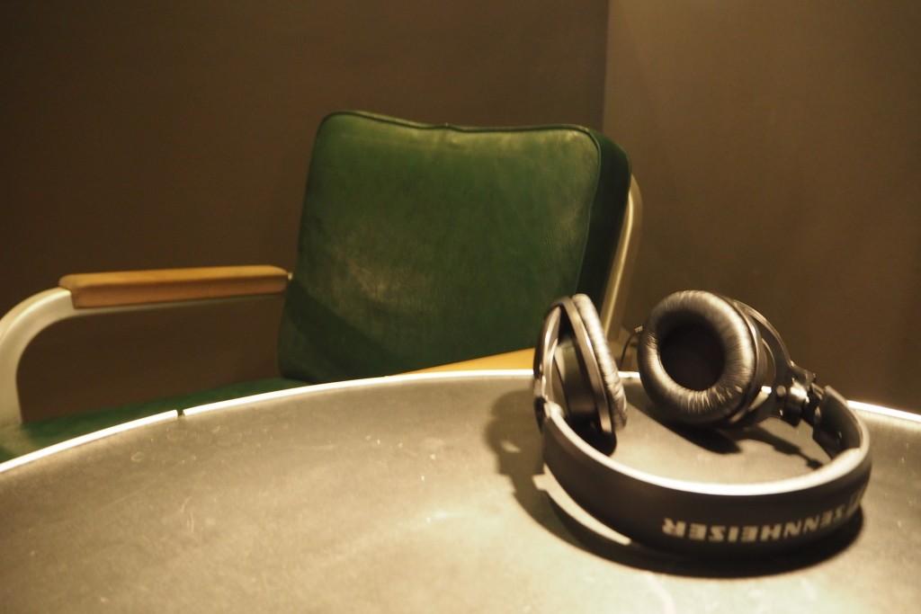 Luister naar favoriete muziek Joan Mitchell © Museum Ludwig Keulen