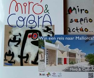 Miro overwintert in Cobra Museum in Amstelveen