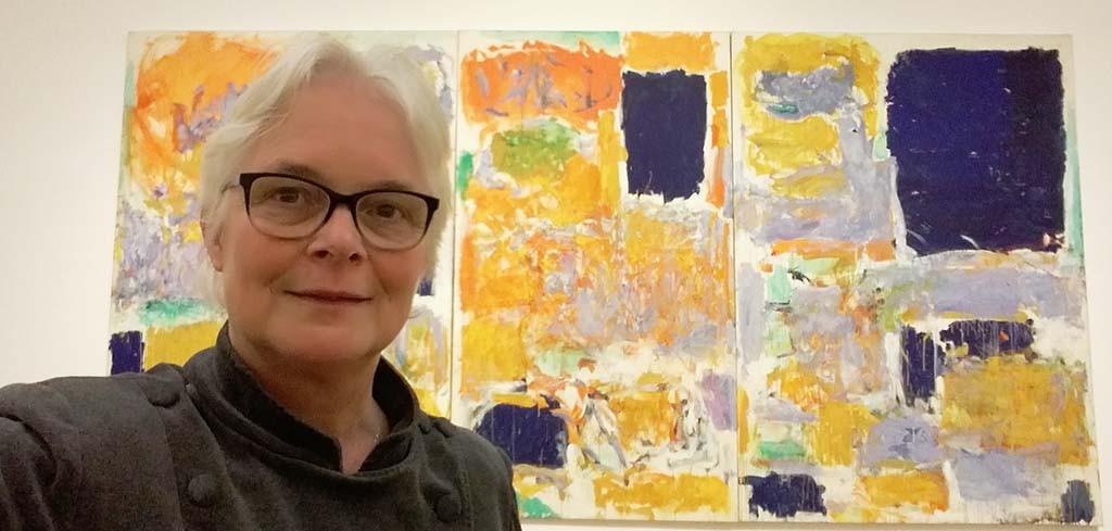 blog Wilma voor Closed Territory 1973 Joan Mitchell - Ludwig Museum Keulen