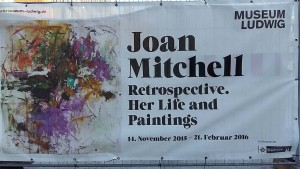 info expo Joan Mitchell Ludwig Museum Keulen