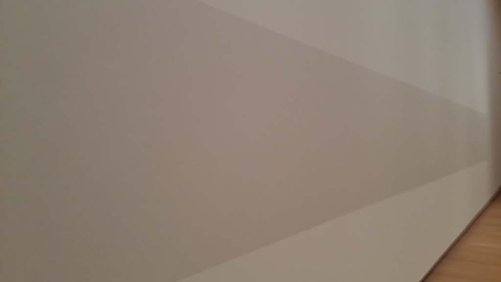 Studio Sol Lewitt heeft Wallpaiting nr 5 gemaakt voor Beypnd Conceptual Art © Stedelijk Museum
