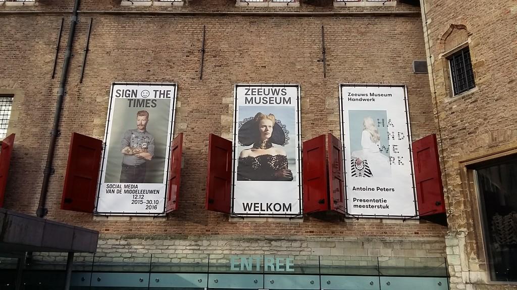 Expo sign of the Times - Social Media van de Middeleeuwen - Zeeuws Museum Middelburg © Wilma Lankhorst