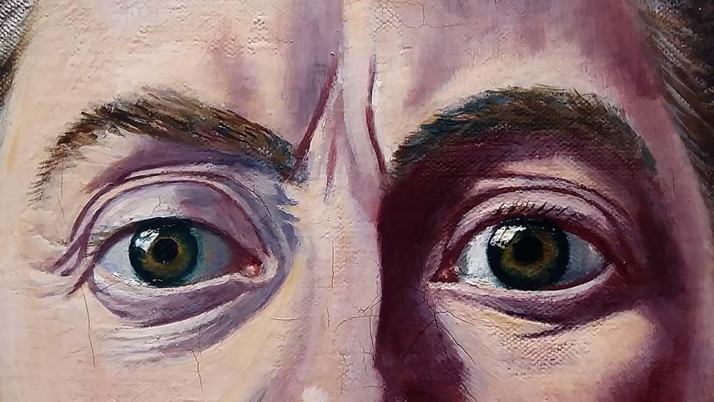 Museum More Gorssel Charley Toorop zelfportret © Wilma Lankhorst