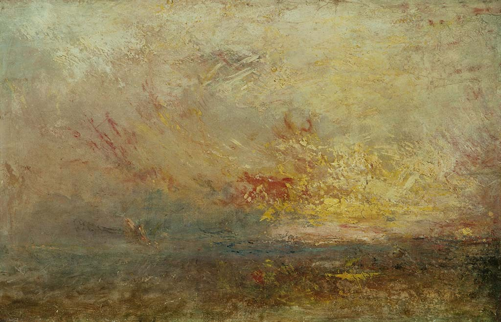 2016_DWDD 2_JMW Turner, Clouds and water, ca 1840 collectie Museum de Fundatie Zwolle Heino-Wijhe
