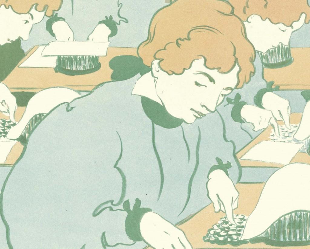 2016_De kleine schrijftmachines Hermann Paul (1896) collectie  Van Gogh Museum