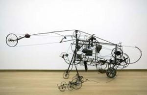 2016_Jean Tinguely, Gismo, 1960, coll Stedelijk Museum Amsterdam FOTO G.J. van ROOIJ
