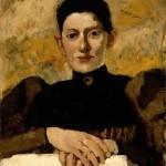 Portret Sara de Swart_George Hendrik Breitner_ Kunsthal Rotterdam
