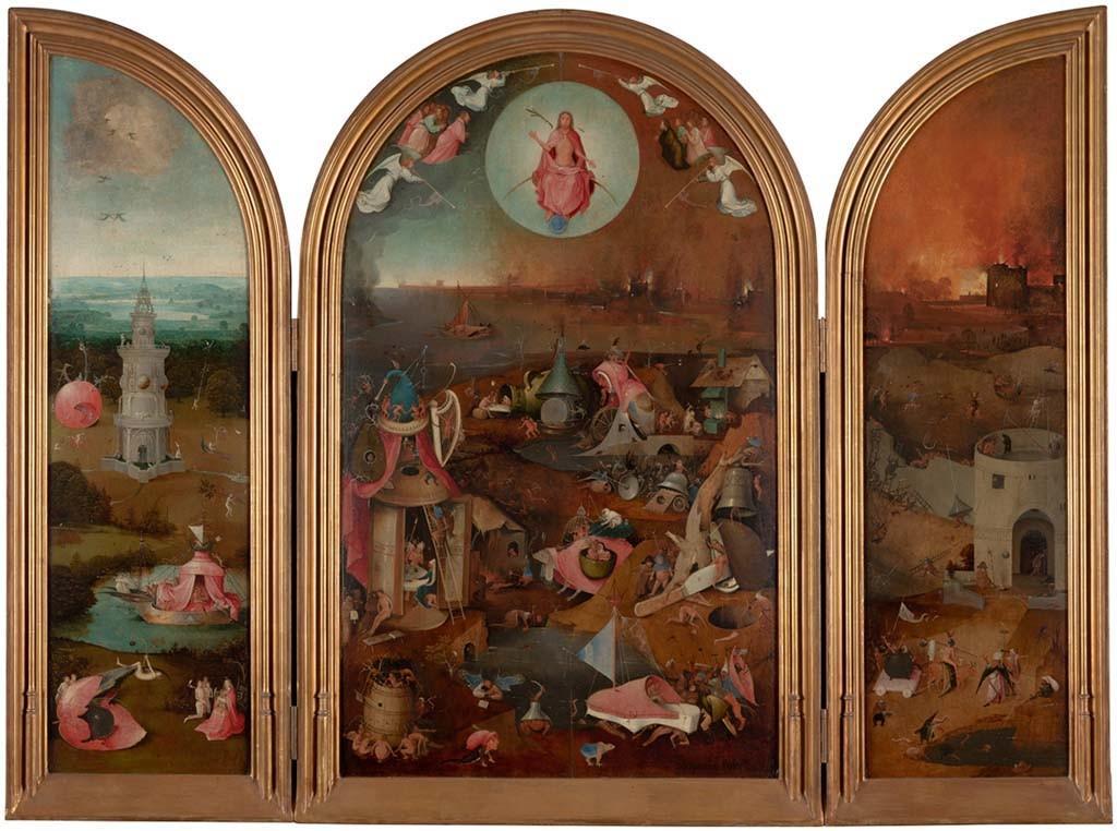 Jheronimus Bosch_Het Laatste Oordeel_The Last Judgement_Brugge, Musea Brugge, Groeningemuseum