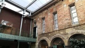 Museum aan het Vrijthof - binnenplein