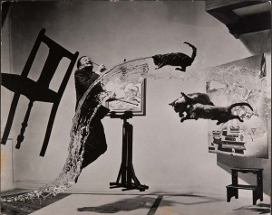 Philippe Halsman Dali_Atomicus (1948) ©Philippe Halsman Archive © Magnum Photos_