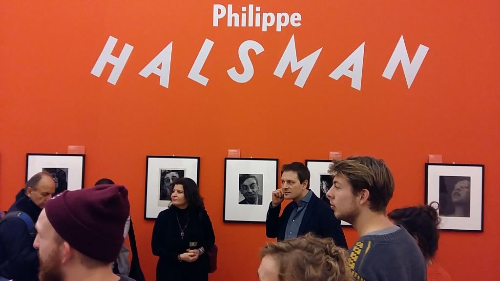 Philippe Halsman Kunsthal Rotterdam start expo © Wilma Lankhorst