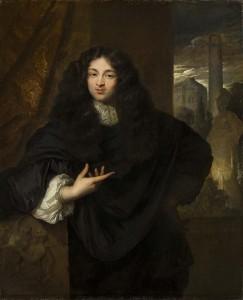 Maurits Le Leu de Wihem (1677) collectie Mauritshuis