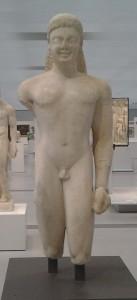 Kouros coll Musee Louvre Lens_foto Mieke Bosman