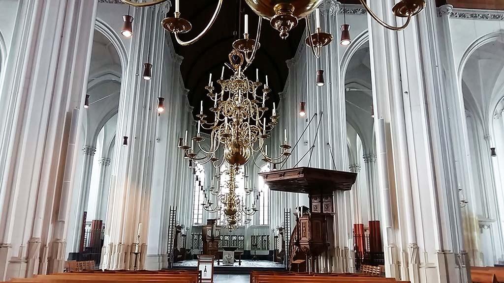 St.Stevenskerk Vrede van Nijmegen Ochtendgave in deze kerk trouwden Caspar en Sara in 1672