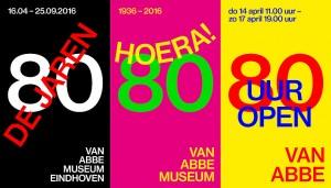 VAn Abbe Museum_80 jaar - 80 uur open
