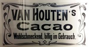 Van Houten Cacao Chocolade museum Keulen