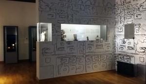 het bruine goud en de Maya's zaaloverzicht Chocolademuseum Keulen