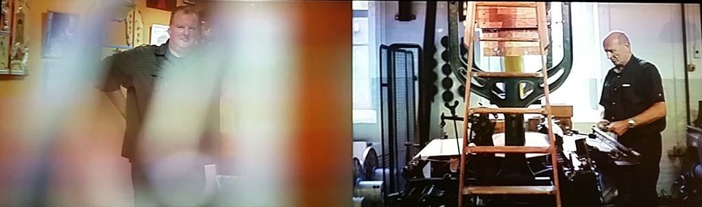 Tenstoonstelling Geweven_Muziek_docu-film_de orgelman en de wever_concept Ghlithero_Museum_Speelklok