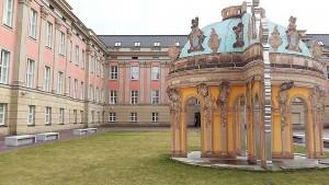 Potsdam der Neue Landtag Brandenburg Koninklijke BAM Holland