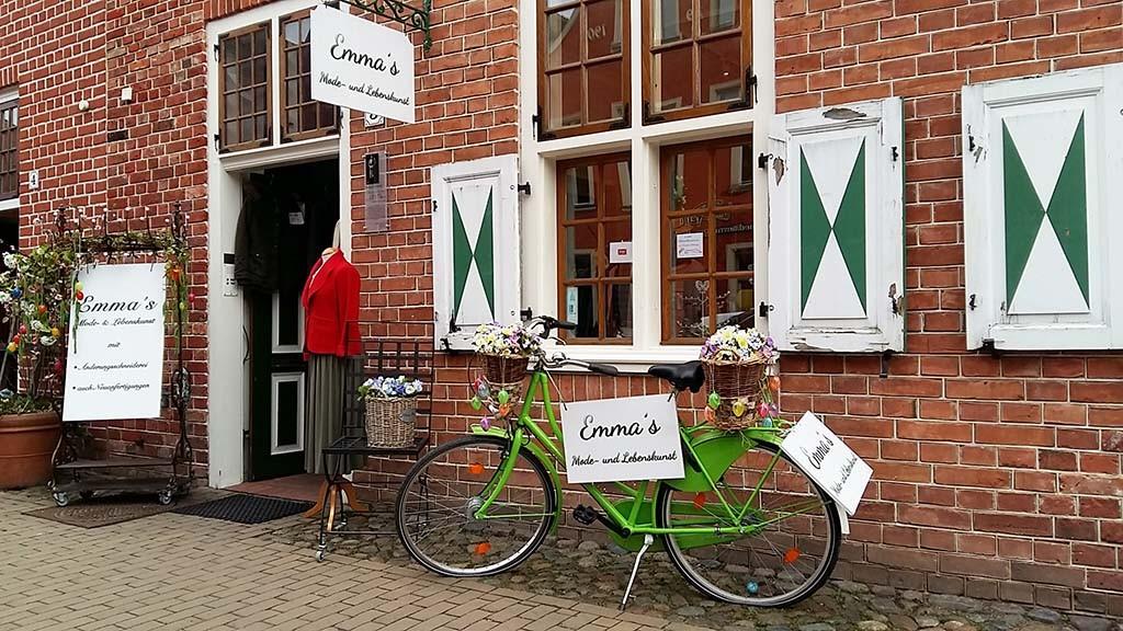 Potsdam Hollandse wijk sfeervol winkelen foto Wilma Lankhorst
