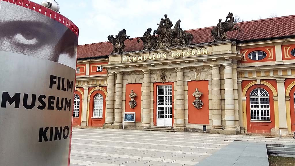Potsdam Filmmuseum foto Wilma Lankhorst