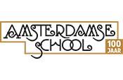 100-jaar-amsterdamse-school-logo