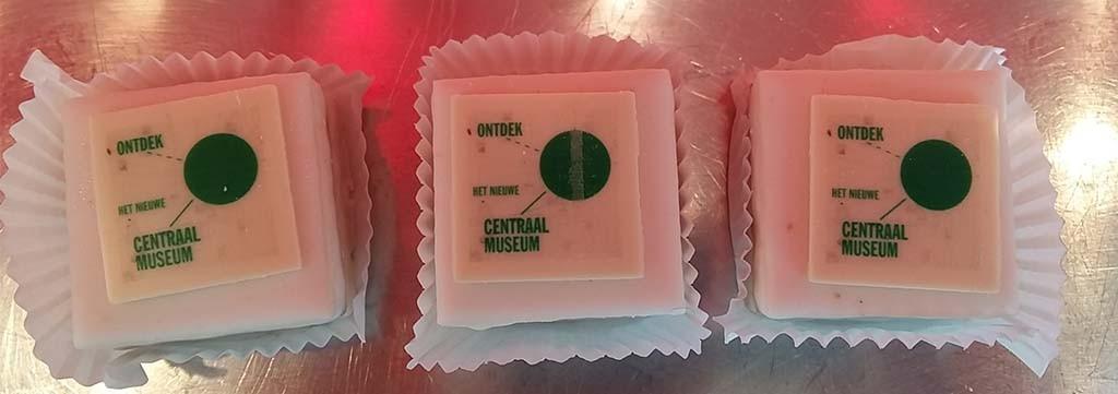 Centraal Museum gebak bij her-opening foto Wilma LAnkhorst