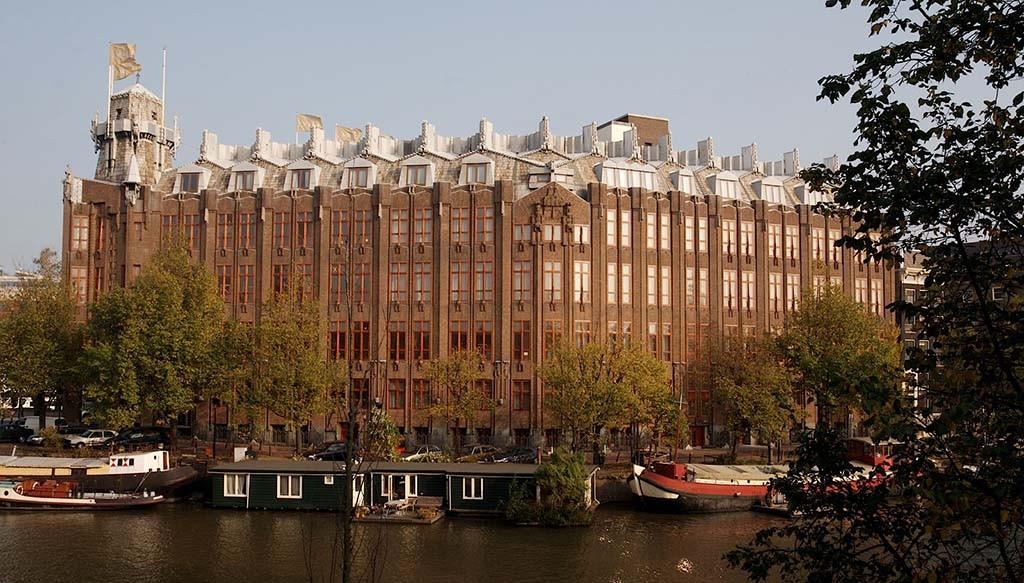 Grand Hotel Amrâth Amsterdam - buitenzijde - foto Grand Hotel Amrâth AMS