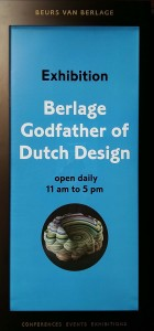 Logo Berlage Godfaher of Dutch Design Amsterdan