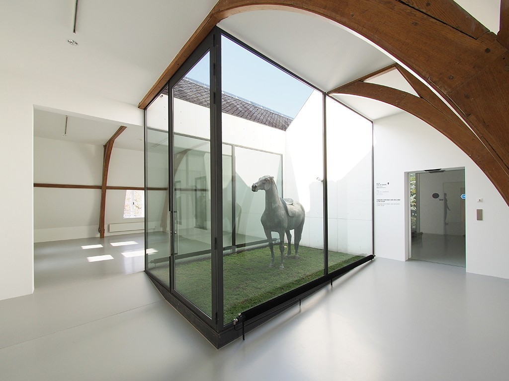 Ook het verhaal van het paard heeft een eigen plek coll Centraal Museum foto Hagen Zeisberg