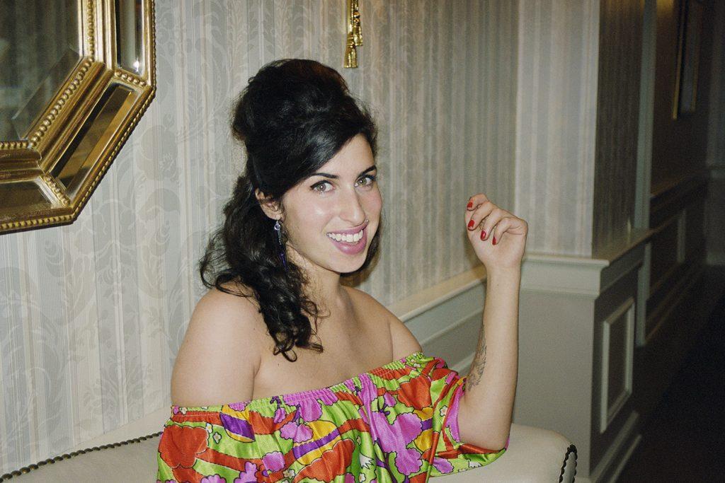 Amy Winehouse 2003 foto Charles Moriaty