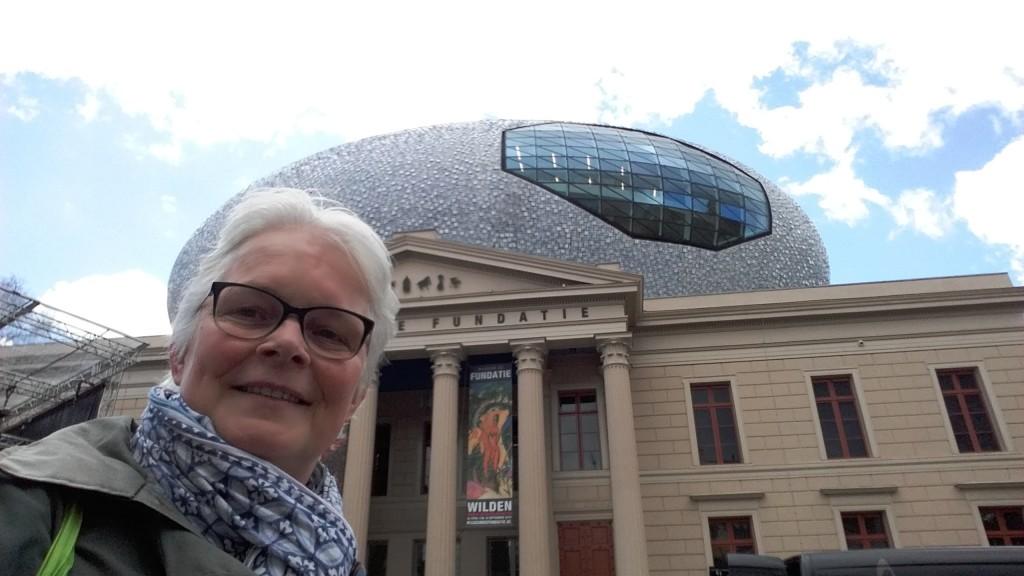 Wilma voor Museum de Fundatie in Zwolle