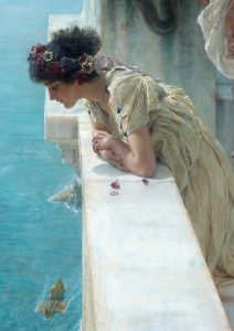 Campagnebeeld-Alma-Tadema coll Fries Museum
