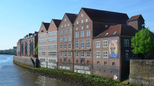 Weserburg_viert 25_jaar_in 2016_gevel_Foto_Weserburg_Museum_Bremen low res