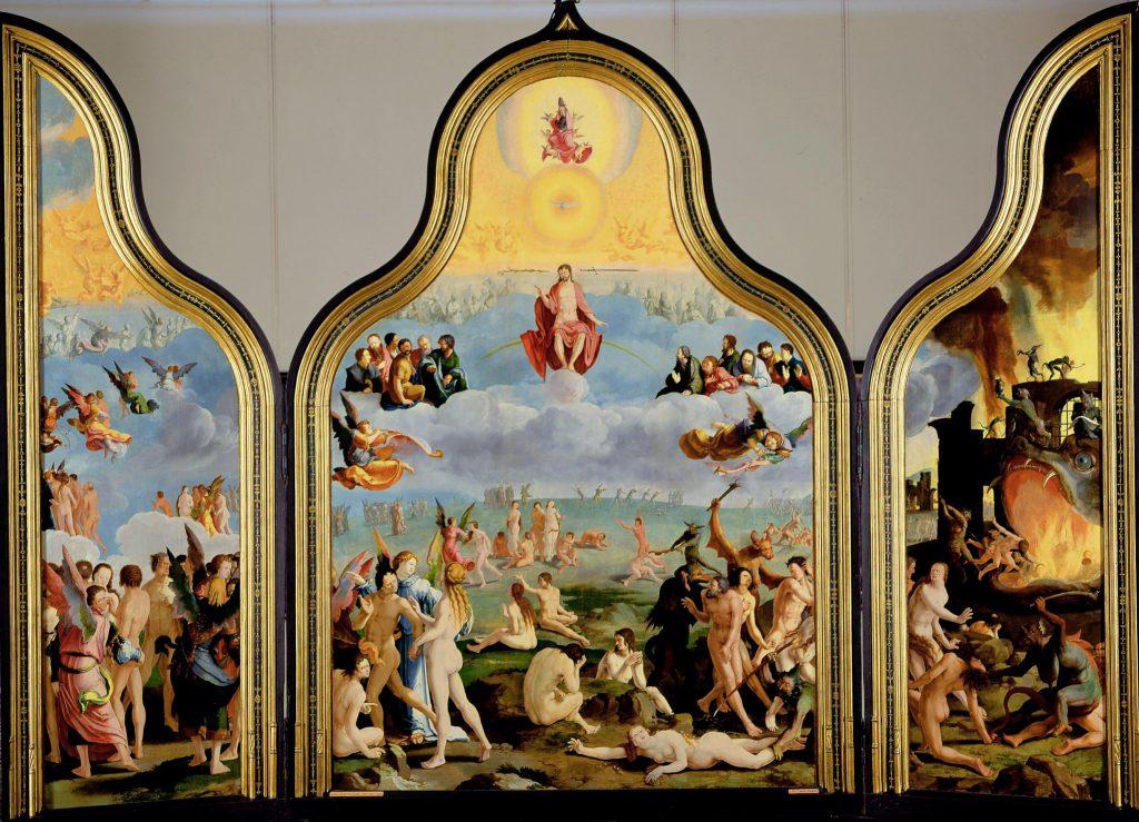 Drieluik-het-Laatste-Oordeel-Lucas-van-Leyden-coll-Museum-de-lakenhal-tijdelijk-naar-Rijksmuseum-AMS