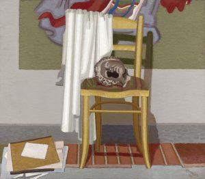 Rein-Draijer-Gele-stoel-1946-bruikleen-Haags-Gemeentemuseum