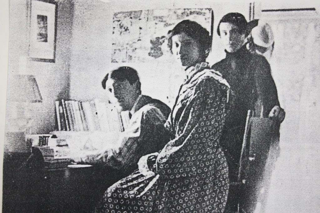 blog-Foto-Klein-Zwitserland-Picasso-Nelly-en-Tom-Schilperoort coll. Pierre Cailer Gent