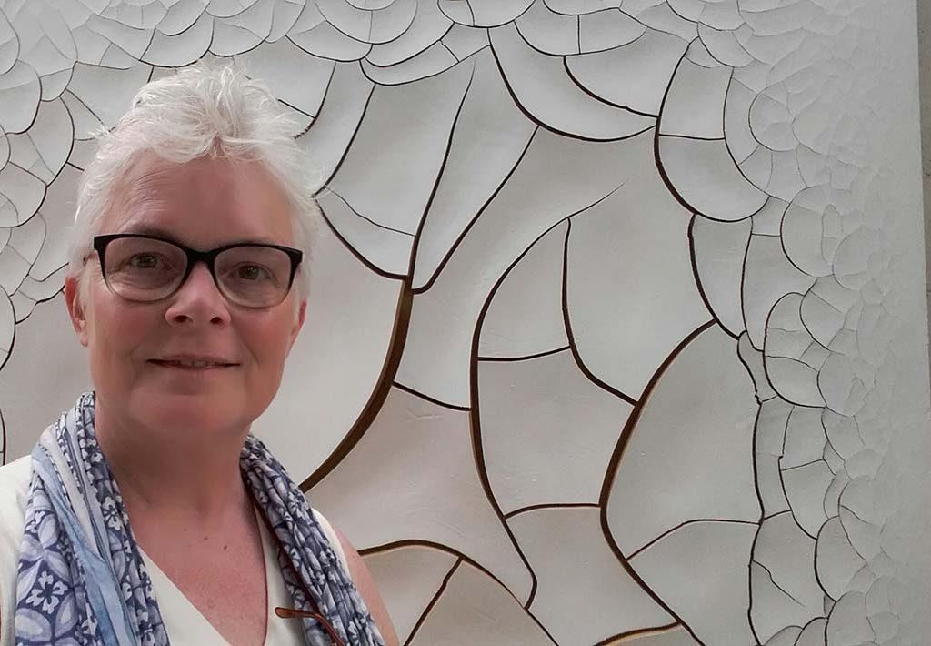 Scheveningen Brasil-beleza-selfie-Wilma-Lankhorst-voor-detail-White-Mimbus-IV-2015-Adriano-Varejao.