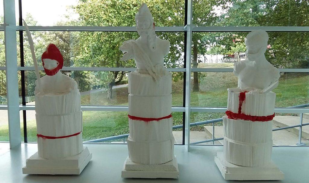 Gladiatoren-Jordan-Artisan-diverse-kunstewerken-Museum-het-Valkhof-foto-Wilma-Lankhorst