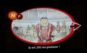 Colosseum Gladiatoren-Museum-het-Valkhof-Nijmegen-foto-Wilma-Lankhorst