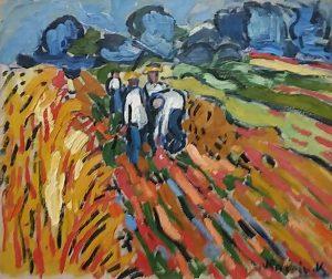 De-aardappeloogst-1905-1907-Maurice-de-Vlaminck-foto-Wilma-Lankhorst