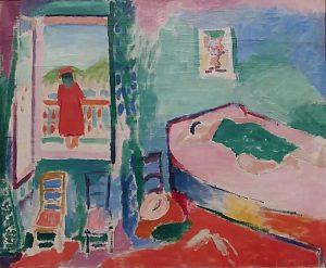 Interieur-in-Collioure-Middagrust-1905-Henry-Matisse-Merzbacher-Collectie-foto-Wilma-Lankhorst