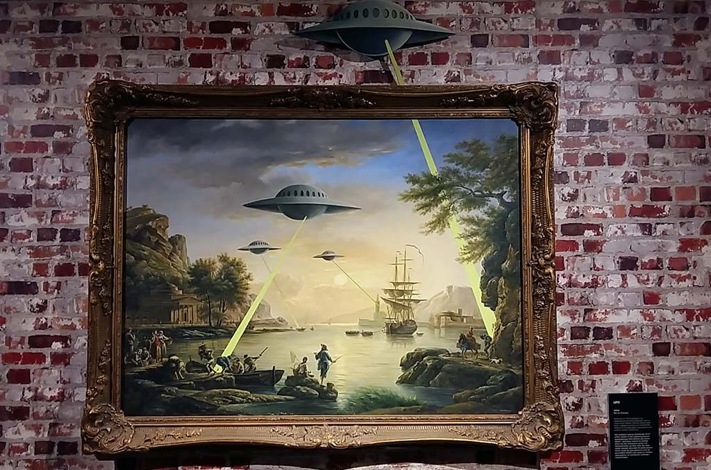 The-art-of-Banksy-Disrupted-Oils-Ufo-Banksy-foto-Wilma-Lankhorst