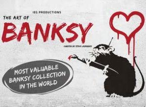 The-art-of-Banksy-campagne-beeld
