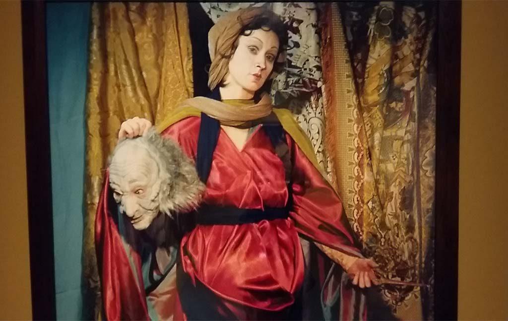 Achter-het-gordijn-5-Zondertitel-nr-228-detail-Cindy-Sherman-1953-Museum-Kunstpalast-Dusseldorf-foto-Wilma-Lankhorst