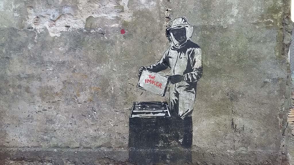 Street Art Nijmegen Fred-de-Imker-Beneden-stad-Nijmegen-foto-Wilma-Lankhorst