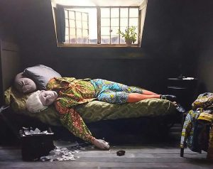 Yinka-Shonibare-Fake-Death-Pictures-2011-Museum-Helmond-foto-Wilma-Lankhorst
