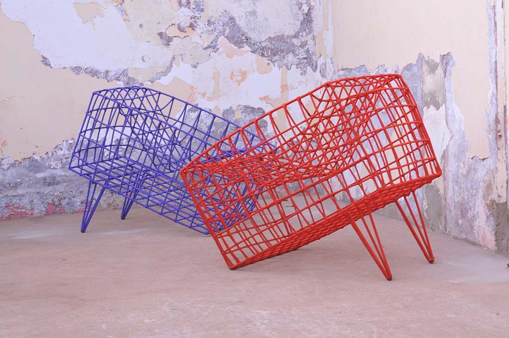 Making-Africa_Sansa-blue-chair_2011-©-Cheick-Diallo